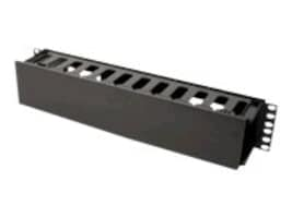 Innovation First Horizontal Cable Manager, 2U w  Cover, 180-4408, 21086691, Rack Cable Management