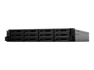 Synology RackStation 12-Bay 2U Diskless Storage, RS3617RPXS, 32676873, Network Attached Storage