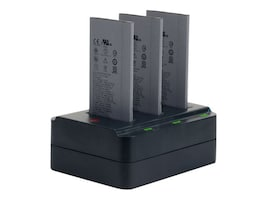 Zcover zDock Desktop Multi-Battery Charger Set for Cisco 8821 IP Phone Battery, CI821UDB-NA, 33842976, Battery Chargers