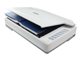 Plustek OpticPro A320L Flatbed Graphic Arts Scanner, 1600dpi, 2C1-A1M810-R, 35624921, Scanners