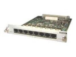 Adtran ATLAS 550 User Interface Module 8 E&M or TO Interfaces, 1200313L1, 191842, Network Device Modules & Accessories