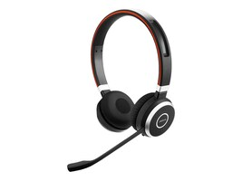 Lenovo Jabra EVOLVE 65 MS Stereo Headset, 4Z20L07920, 34572701, Headsets (w/ microphone)