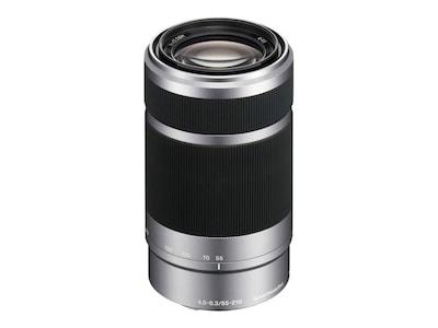 Sony SEL55210 E-Mount 55-210mm F4.5-6.3 OSS Lens, SEL55210, 13152126, Camera & Camcorder Lenses & Filters