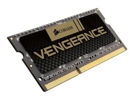 Corsair 8GB PC3-12800 204-pin DDR3 SDRAM SODIMM Kit, CMSX8GX3M2B1600C9, 16952372, Memory