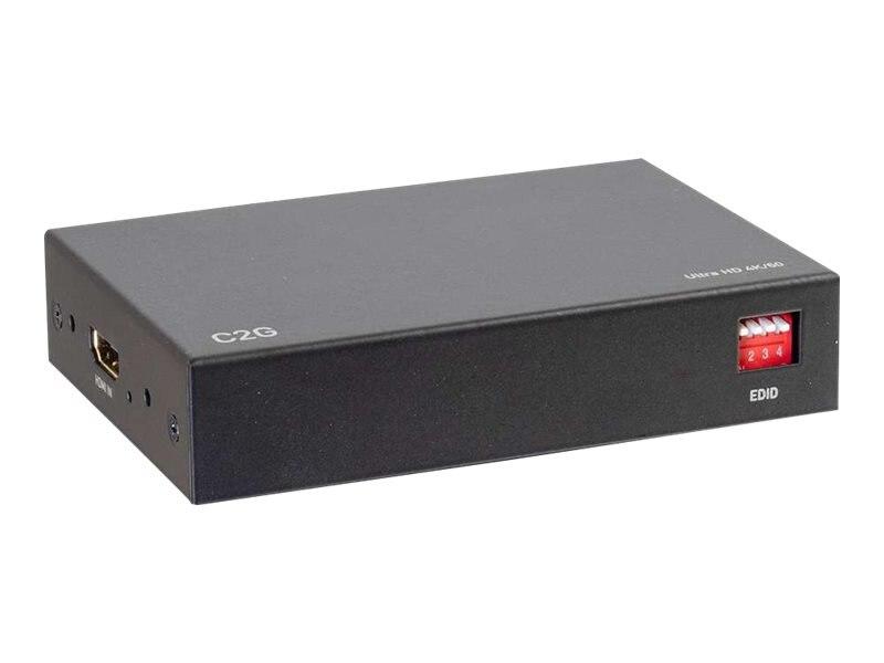 C2G 4-Port HDMI Splitter - 4K 60Hz