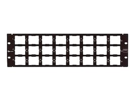 Siemon CT Patch Panels 48Port, CT-PNL-48, 31959409, Premise Wiring Equipment