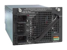 Cisco Catalyst 4500 Dual-input 6000 Watt AC Power Supply, PWR-C45-6000ACV=, 9973941, Power Supply Units (internal)