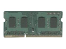Dataram 4GB PC3-12800 204-pin DDR3 SDRAM SODIMM, DVM16S1L8/4G, 36667982, Memory