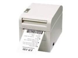 Fujitsu FP-510 Dual Interface Serial & USB Single Station Thermal Printer - White w  AC Adapter, KA02041-D777, 12402779, Printers - POS Receipt