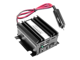 Pyle Plug-in Car 50 Watt 12VDC to 115 Volt AC Power Inverter w  Modified Sine Wave, PINV11, 33170655, Power Converters