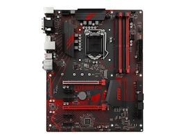 Microstar Z370 GAMING PLUS Main Image from Front
