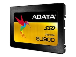 A-Data 512GB SU900 3D MLC Solid State Drive, ASU900SS-512GM-C, 33523326, Solid State Drives - Internal