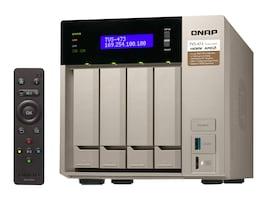Qnap 4-Bay NAS iSCSI IP-SAN R Series Storage, TVS-473-8G-US, 33411439, SAN Servers & Arrays