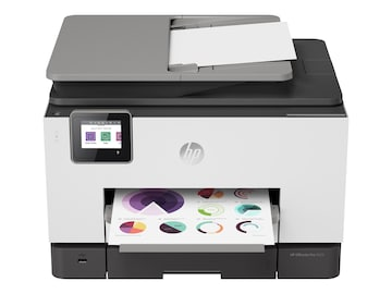 HP OfficeJet Pro 9020 All-In-One Printer ($349.99 - $80.00 Instant Rebate = $269.99. Expires 9 28), 1MR78A#B1H, 36739341, MultiFunction - Ink-Jet