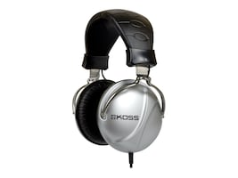 Koss KOSS FULL SIZE STEREOPHONE, TD85, 41051377, Headsets (w/ microphone)