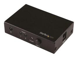 StarTech.com 2-Port 4K Ultra HD 60Hz HDMI Switch Box, VS221HD20, 33831054, Switch Boxes - AV