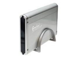 Syba USB 2.0, 3.5IN ALUMINUM SATA I, CL-ENC35008, 41136104, Mounting Hardware - Miscellaneous