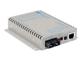 Omnitron iConverter T1 E1 Copper RJ45 RJ48 SC SM 1.3 30KM WM AC, 8703-1-D, 10948364, Network Transceivers