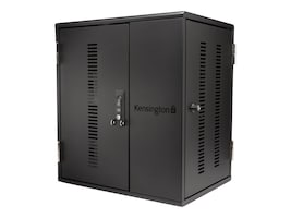 Kensington Universal Charging Cabinet for Chromebooks and Tablets, Black, K67877AM, 17584938, Charging Stations