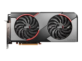 MSI Computer RX 5700 GAMING Main Image from Front