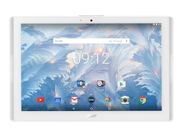 Acer Iconia B3-A40-K5EJ MT8167B 1.3GHz 2GB 32GB SSD  ac BT 2xWC 2C 10.1 WXGA MT Android 7 White, NT.LDPAA.003, 34578644, Tablets