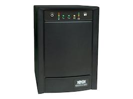 Tripp Lite SmartPro 1500VA Tower Line-Interactive UPS (8) Outlet with SNMP Slot, SMART1500SLT, 4822870, Battery Backup/UPS