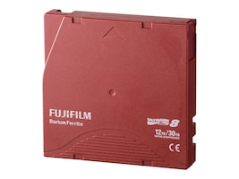 Fujifilm LTO-8 Ultrium Tape Cartridge, 16551221, 37558382, Tape Drive Cartridges & Accessories