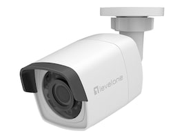 CP Technologies 4MP PoE Fixed Outdoor Network Camera with 4mm Lens, FCS-5067, 34067431, Cameras - Security