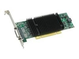 Matrox Millennium P690 Plus LP Graphics Card with Factory-Installed ATX Bracket, PCI, 256MB, P69-MDDP256LAUF, 8111397, Graphics/Video Accelerators