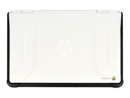 Max Cases Extreme Shell for HP ProBook x360 11 G1 EE, Black Clear, HP-ES-WXEE-11-BLK, 34502121, Carrying Cases - Notebook
