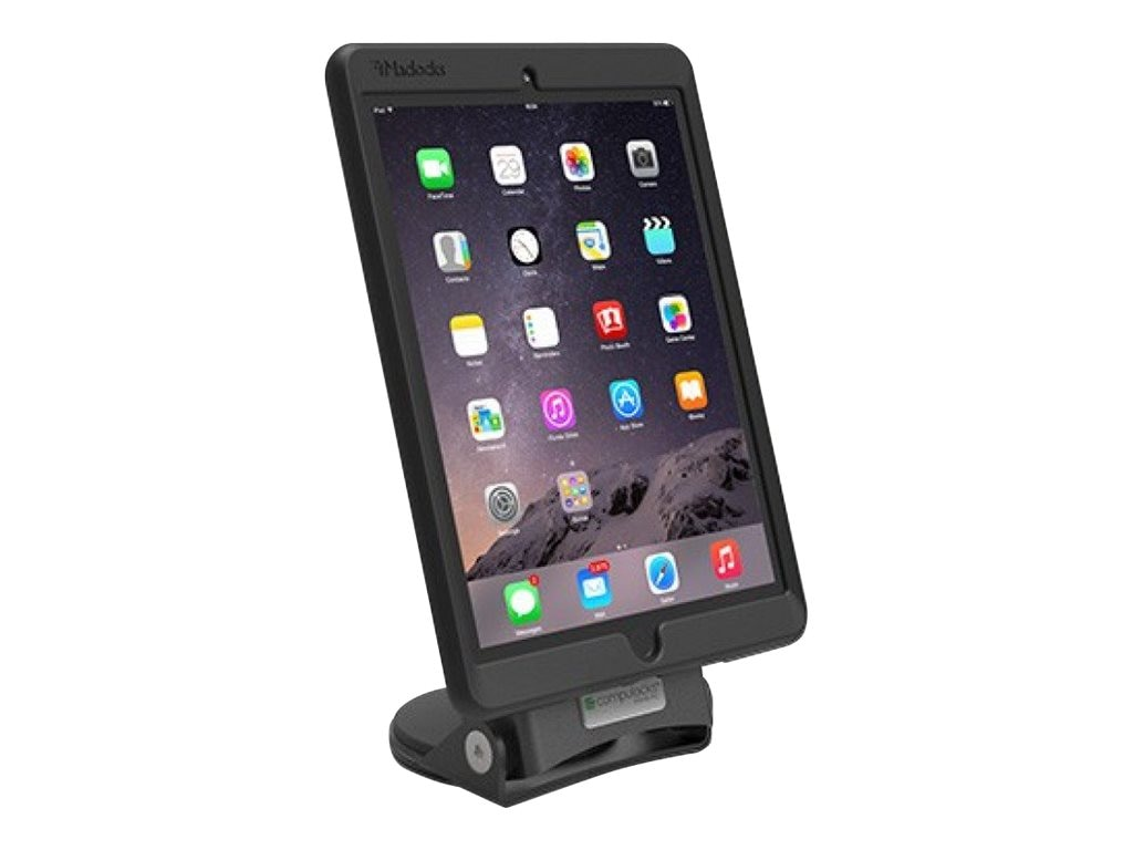Compulocks Grip and Dock Tablet Stand Mobile Security Solution, 189BGRPLCK, 30642418, Locks & Security Hardware