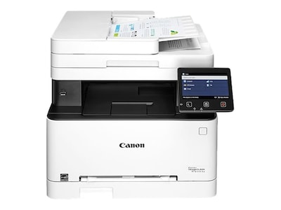 Canon Color imageCLASS MF644Cdw Compact Multifunction Laser Printer, 3102C005, 36946076, MultiFunction - Laser (color)