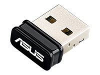 Asus USB-AC53 NANO Main Image from Right-angle