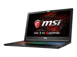 MSI GS63 Stealth Pro VR Core i7-6700HQ 16GB 1TB GTX 1060, GS63VR422, 33840701, Notebooks