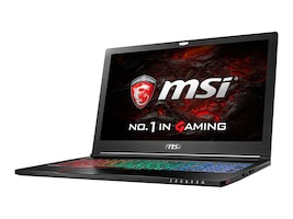 MSI Computer GS63VR422 Main Image from Right-angle