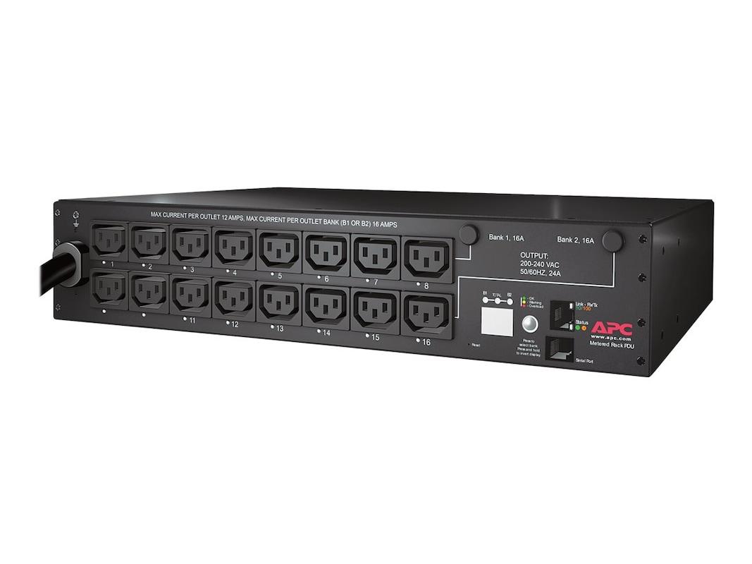 Apc Rack Pdu Switched 2u 30a 208v 16 C13 Outlets