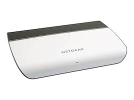 NETGEAR GS908E-100NAS Main Image from Left-angle