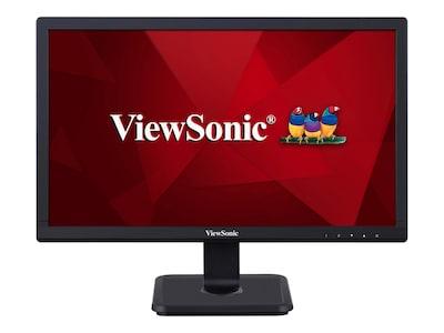 ViewSonic 18.5 VA1901-A LED-LCD Monitor, Black, VA1901-A, 36111423, Monitors