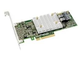 Adaptec 8-Port 12Gbps PCIe Gen3 SAS SATA SmartRAID Adapter, 2290200-R, 34786478, RAID Controllers