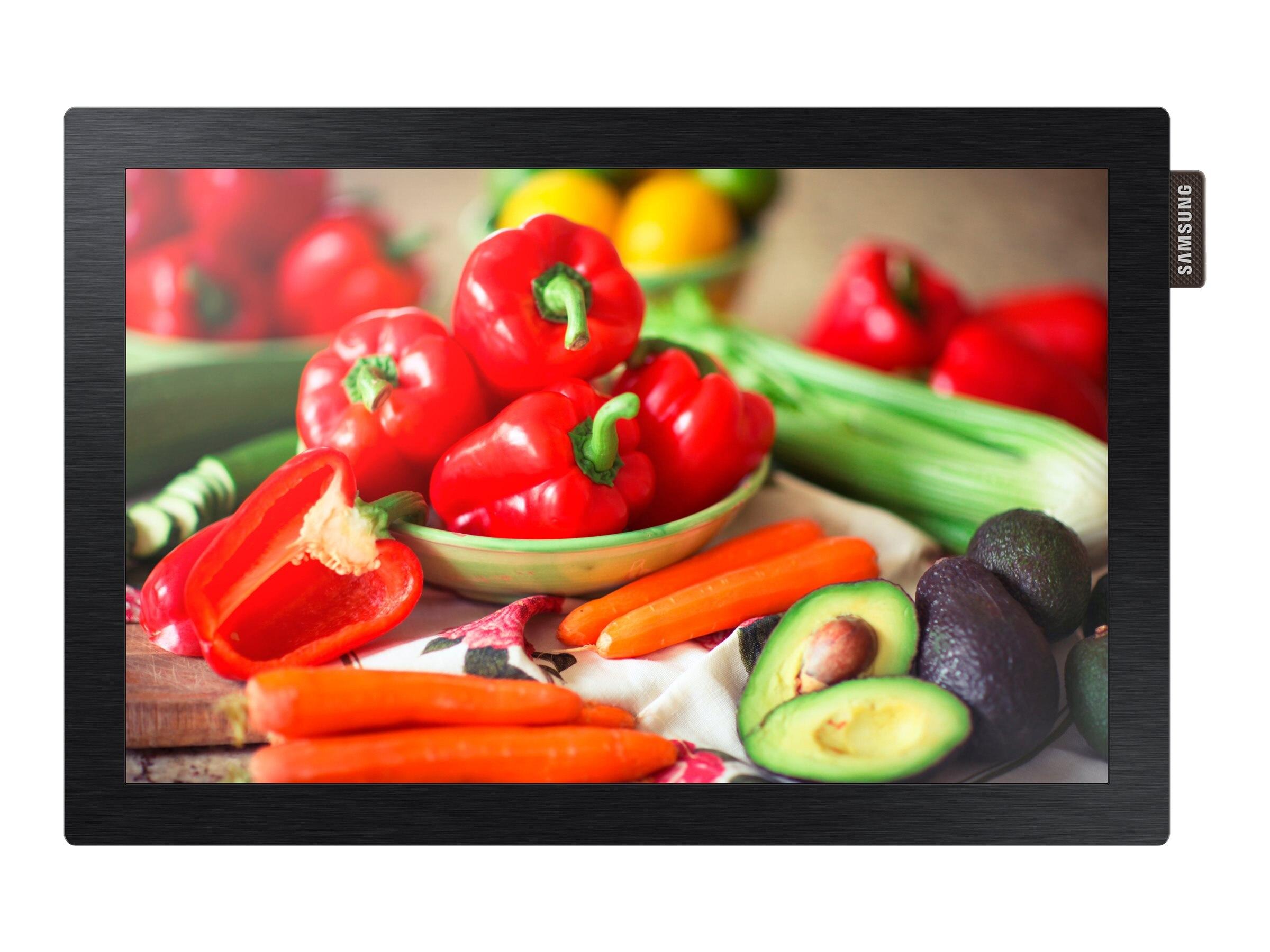 Samsung 10.1 DB10D LED-LCD Display, Black, DB10D, 18124781, Digital Signage Systems & Modules