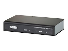 Aten 2-Port HDMI Splitter, Instant Rebate - Save $10, VS182A, 17090284, Video Extenders & Splitters