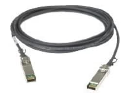 10GBase-CR SFP+ Copper Twinax Cable, 2m, 2M 10GBASE-CR TWINAX COPPER, 17251244, Cables