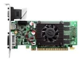 eVGA GeForce 210 Graphics Card, 512MB DDR3, 512-P3-1310-LR, 12371941, Graphics/Video Accelerators