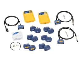 Fluke Networks DSX-8000-PRO-W/GLD Main Image from Left-angle