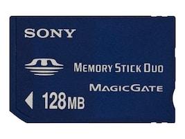 Sony 128MB Memory Stick Duo, MSHM128A, 473453, Memory - Flash