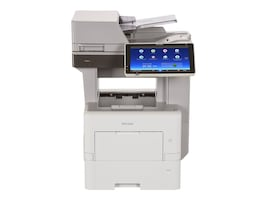 Ricoh MP 601SPFG B&W Multifunction Laser Printer (TAA Compliant), 407908, 33540450, MultiFunction - Laser (monochrome)