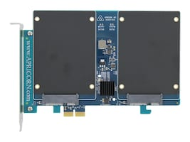 Apricorn SATA 6Gb s PCI 2.0 Solid State Drive Upgrade Kit w  PC & Mac, VEL-DUO, 33582650, Drive Mounting Hardware
