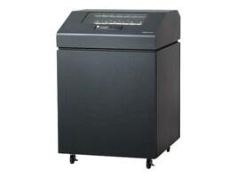 Printronix 2000 LPM Line Matrix Impact Printer w  Cabinet, P8C20-1111-0, 31541598, Printers - Dot-matrix