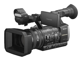 Sony NXCAM 1080p Professional Handheld Camcorder, Black, HXRNX3/1, 32248609, Camcorders