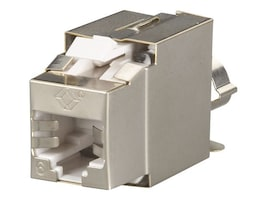 Black Box CAT6 Tool-Less Universal STP Jack, FMS300, 32584346, Premise Wiring Equipment